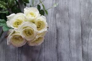 生活に花を添えて
